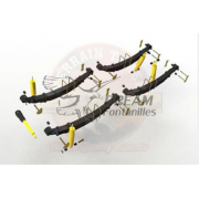 KIT SUSPENSION COMPLETO +50mm LAND CRUISER BJ75, HZJ75 TERRAIN TAMER