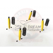KIT SUSPENSION COMPLETO +50mm JIMNY TERRAIN TAMER