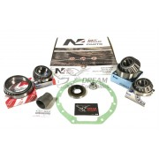 KIT RODAMIENTOS DIFERENCIAL TRASERO J9/HILUX/4RUNNER - CON BLOQUEO - N4-OFFROAD