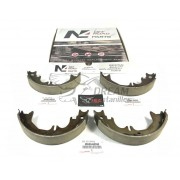 KIT ZAPATAS FRENO DE MANO J9/12/15 ORIGINAL TOYOTA LAND CRUISER