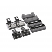 KIT DE FIJACIÓN FORD FOCUS (2000-2008) THULE 1129
