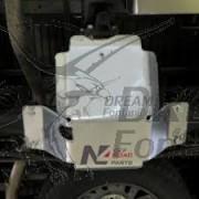 PROTECCION DIFERENCIAL TRASERO NISSAN NAVARA D23/NP300 / RENAULT ALASKAN N4-OFFROAD