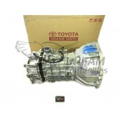 CAJA DE CAMBIOS MANUAL J8 ORIGINAL TOYOTA LAND CRUISER