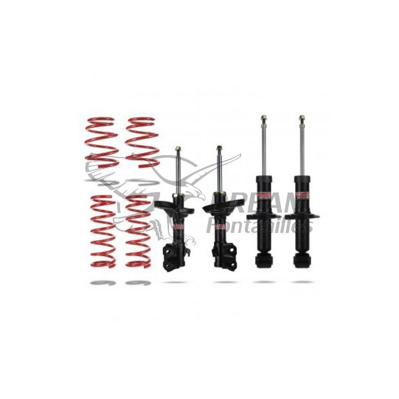 kit suspension -20mm subaru impreza ge  gh pedders