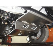 PROTECCION DELANTERA FORD RANGER/ BT50 ANTERIOR A 2012 N4-OFFROAD