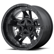 LLANTA KMC XD827 RS3 MATTE BLACK 9x18/5x114.3/ET 0