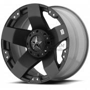 LLANTA KMC XD775 RS MATTE BLACK 8.5x20/8x165.1/ET +10