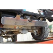 PROTECCION DEPOSITO COMBUSTIBLE MERCEDES SERIE G N4-OFFROAD