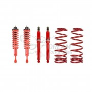 KIT SUSPENSION +40mm CON CARGA FOAM CELL J15 PEDDERS
