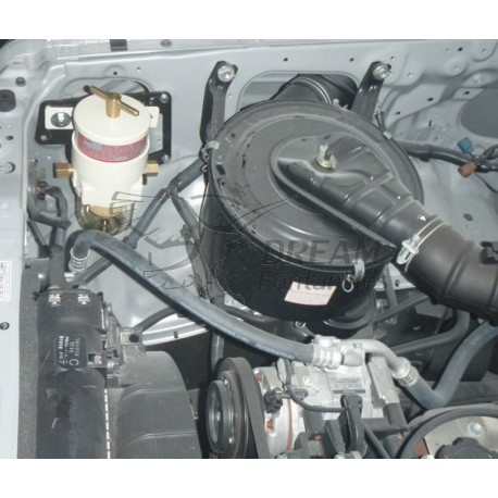 KIT MONTAJE FILTRO GASOIL RACOR 500 FG HDJ-100