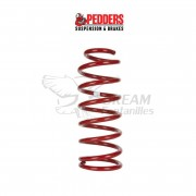 PEDDERS TRACKRYDER COIL SPRING TRASERO +50/60mm HDJ-80