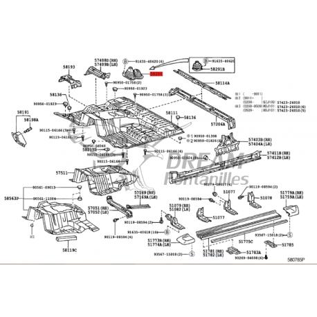 GUARDAPOLVOS SUPERIOR PALANCA CAMBIOS Y TRANSFER J-10