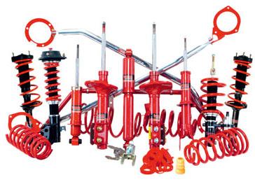 suspensiones pedders