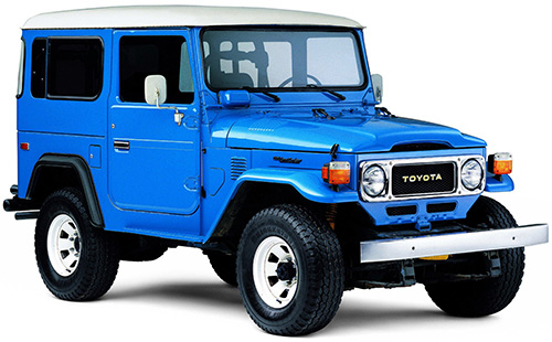 Toyota Land Cruiser 40