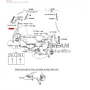 CINTURON SEGURIDAD DELANTERO J10 (DERECHO) ORIGINAL TOYOTA LAND CRUISER