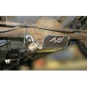 PROTECCION DIFERENCIAL TRASERO MERCEDES SPRINTER / ML T570 N4-OFFROAD