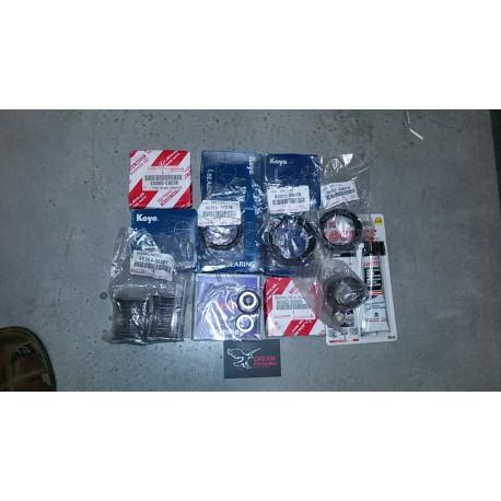 kit rodamientos caja transfer