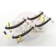 KIT SUSPENSION COMPLETO +50mm S410/S413 TERRAIN TAMER
