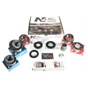 kit rodamientos diferencial delantero