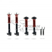 COILOVER KIT SUBARU FORESTER SF PEDDERS