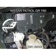 RACOR 500, KIT MONTAJE PREFILTRO NISSAN GR Y60