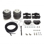 KIT SUSPENSION NEUMATICA TRASERA HILUX (2005/15) PEDDERS