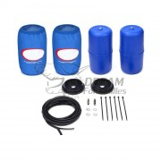 KIT SUSPENSION NEUMATICA TRASERA Y60 (STD HD) PATROL GR PEDDERS