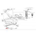 SILENTBLOCK TIRANTE TRASERO  J7 LADO CHASIS ORIGINAL TOYOTA LAND CRUISER