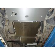 PROTECCION CAJA CAMBIO Y TRANSFER NISSAN NAVARA D40 /PATHFINDER R51 N4-OFFROAD