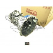 CAJA DE CAMBIOS MANUAL J12 (6V) ORIGINAL TOYOTA LAND CRUISER