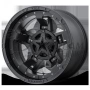 LLANTA KMC XD827 RS3 MATTE BLACK 9x18/5x127/ET 0