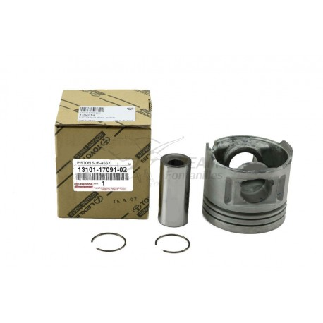 PISTON ESTANDAR Nº 2 J-8 24v
