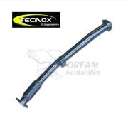 TUBO ESCAPE TECINOX NISSAN PATROL Y61 (3.0) 3 Y 5 PUERTAS (PRIMER TRAMO FLEXIBLE)