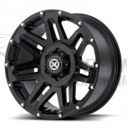 LLANTA ATX SERIES AX200 CAST IRON BLACK 9x17/6x139.7/ET +18