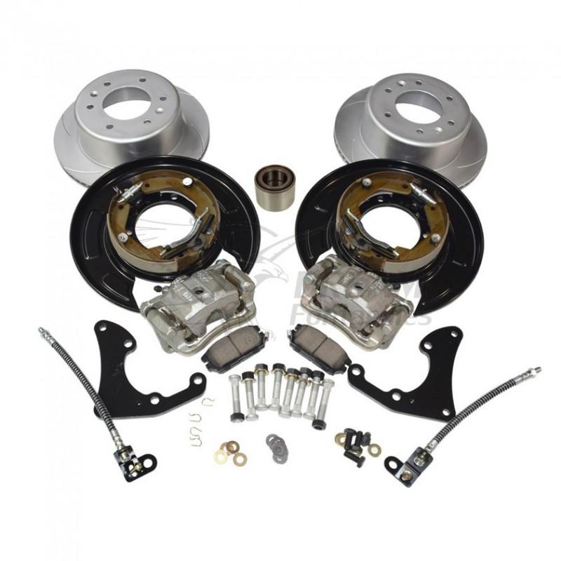 Conjunto de accesorios conjunto de accesorios freno de tambor freno trasera Renault