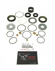 KIT REPARACION CREMALLERA DIRECCION J9/ 4RUNNER ORIGINAL TOYOTA LAND CRUISER