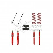 KIT SUSPENSION +55mm FOAM CELL J10 PEDDERS