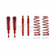 KIT SUSPENSION +55mm FOAM CELL J20 PEDDERS