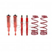 KIT SUSPENSION +40mm FOAM CELL J15 PEDDERS