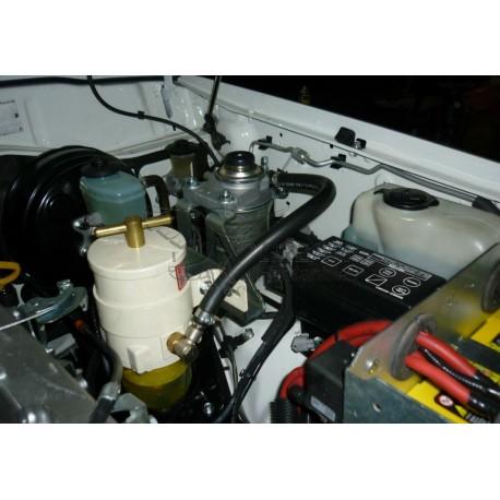 KIT MONTAJE FILTRO GASOIL RACOR 500FG HDJ-80 SIN ABS