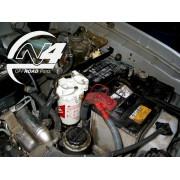 KIT MONTAJE PREFILTRO GASOIL J9 RACOR 500FG N4-OFFROAD