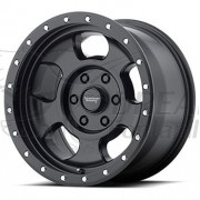 LLANTA AMERICAN RACING AR969 ANSEN OFF ROAD SATIN BLACK 8.5x17/6x114.3/ET +25