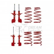 KIT SUSPENSION -20mm SUBARU IMPREZA GE/GH PEDDERS