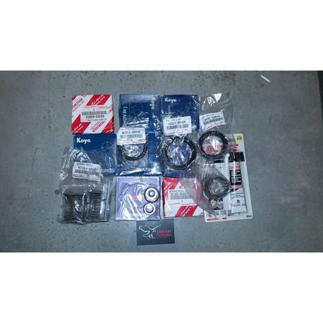 kit rodamientos ,caja transfer