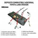 DEPOSITO COMBUSTIBLE ADICIONAL J-10 ORIGINAL