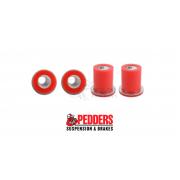 KIT SILENTBLOCK TRAPECIOS DELANTEROS INFERIORES J12/FJ/HILUX PEDDERS