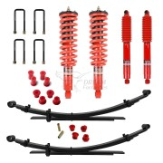 KIT SUSPENSION +40mm EZIFIT ISUZU DMAX PEDDERS