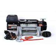 CABRESTANTE WINCH 12K (5440KG) 12V CABLE ACERO POWERWINCH