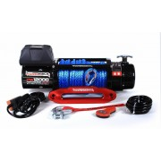 CABRESTANTE WINCH 12K (5440KG) 12V CABLE PLASMA POWERWINCH