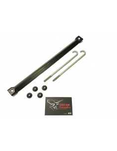 KIT SOPORTE BATERIA J8 ORIGINAL TOYOTA LAND CRUISER